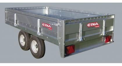 Bâche de remorque Erka - VA 254 DE