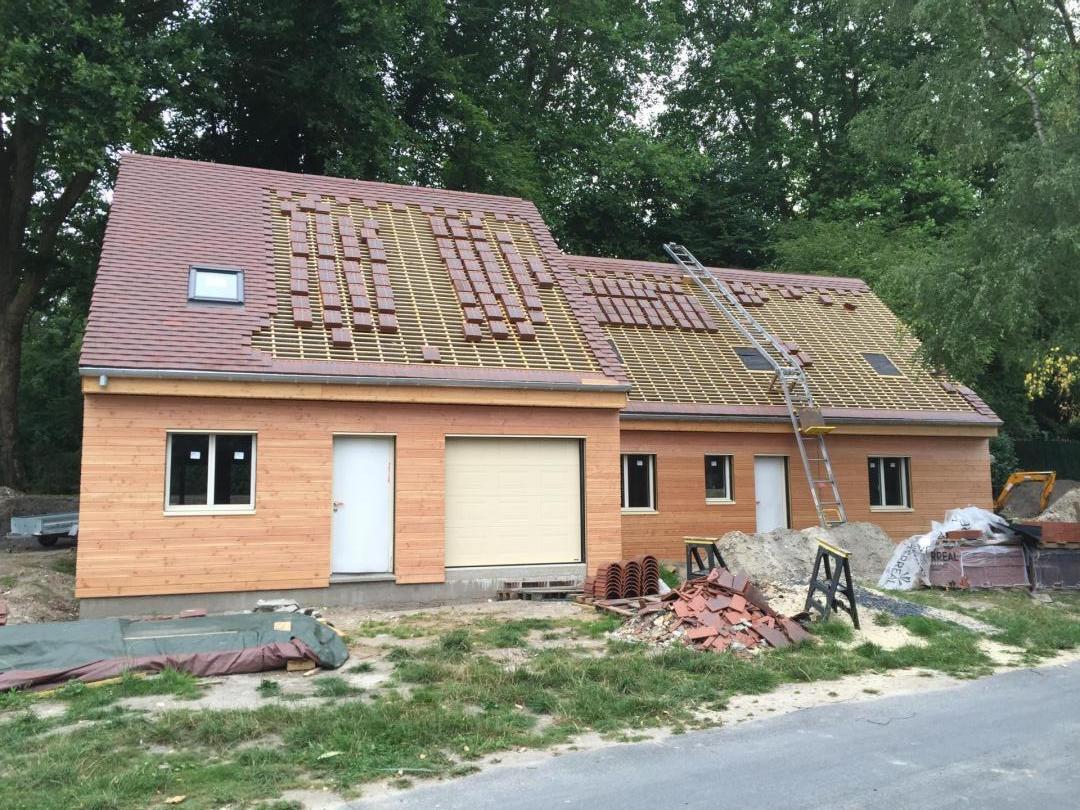 Maison individuelle en Bois