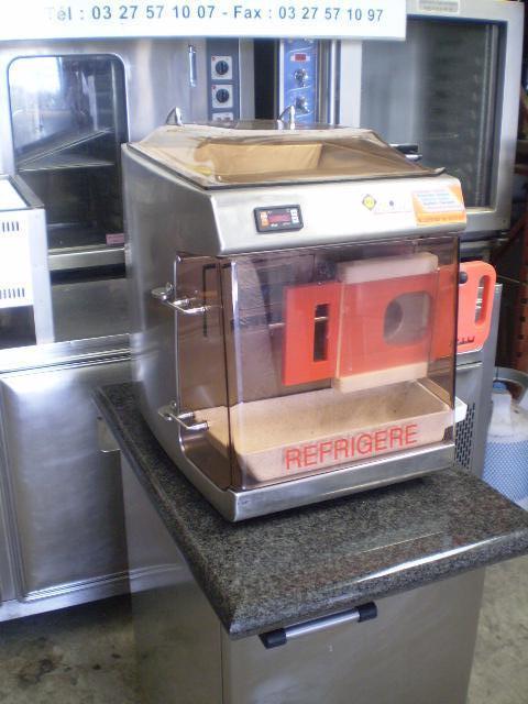 Hachoir réfrigéré portionneur 380v