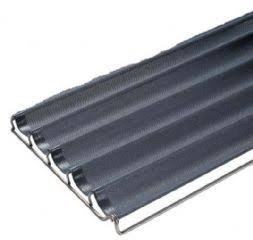 Filet de cuisson fibre de verre siliconé 400x800 mm 5 alvéoles