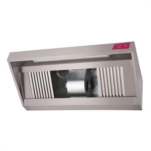 Hotte inox complète 2000x900x540mm  Gastro-M