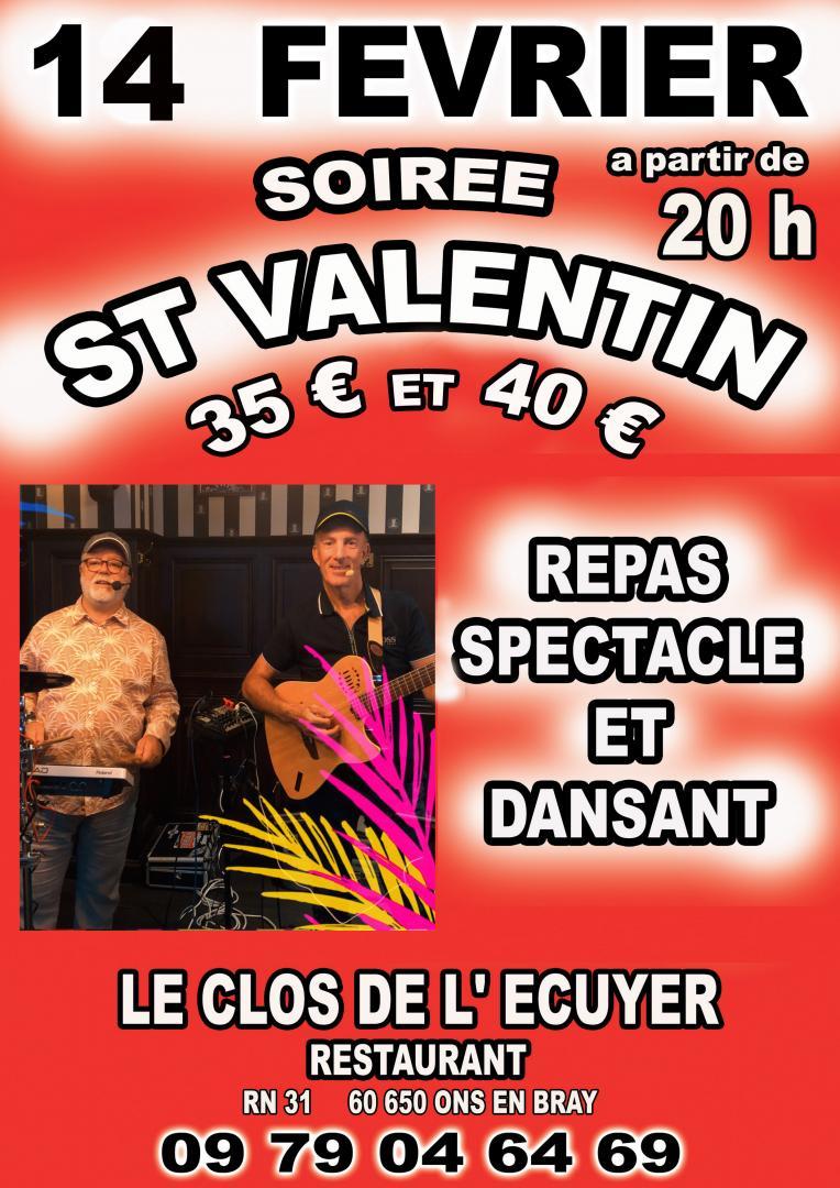 ST VALENTIN   2020
